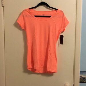 NWT Z by Zella Orange T-shirt. Size M